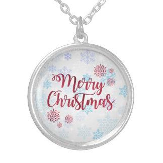 Collier Joyeux Noël 2