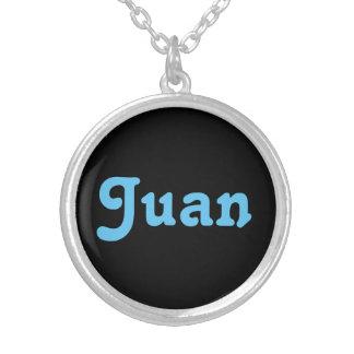 Collier Juan