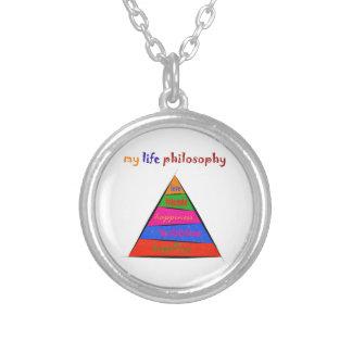 Collier Kephalonissa - ma philosophie de la vie