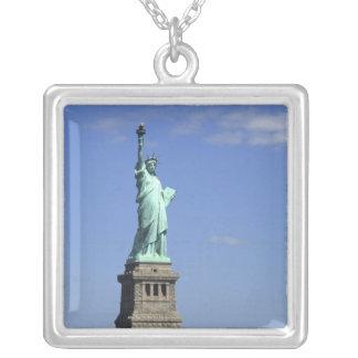 Collier La beauté de la statue de la liberté célèbre