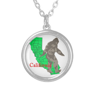 Collier La Californie Bigfoot