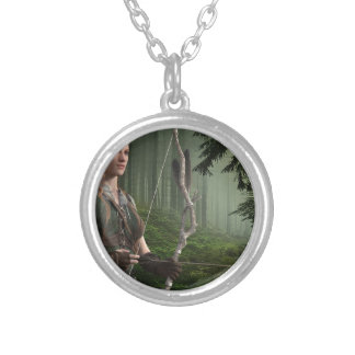Collier La chasseuse