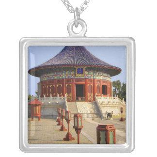 Collier La Chine, Pékin, parc bronzage de Tian, le temple