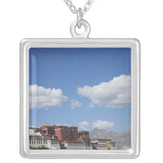 Collier La Chine, Thibet, Lhasa, le Palais du Potala