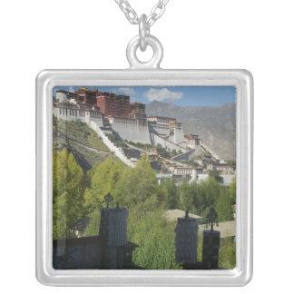 Collier La Chine, Thibet, Lhasa, le Palais du Potala 2