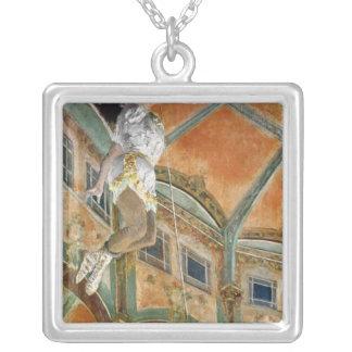 Collier La de Mlle La d'Edgar Degas | chez le Cirque