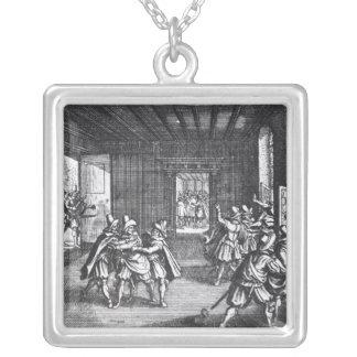 Collier La défenestration de Prague en 1618
