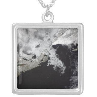 Collier La glace de mer remplit Golfe de St Lawrence