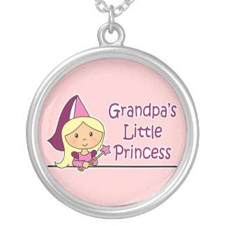 Collier La petite princesse du grand-papa