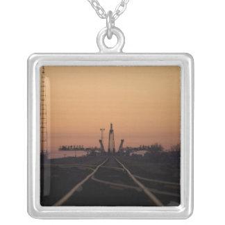 Collier La plate-forme de lancement de Soyuz