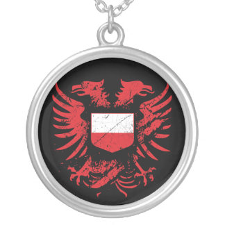 Collier La Pologne Grunged