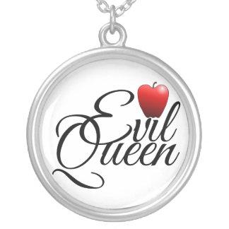 Collier La Reine mauvaise petit Apple
