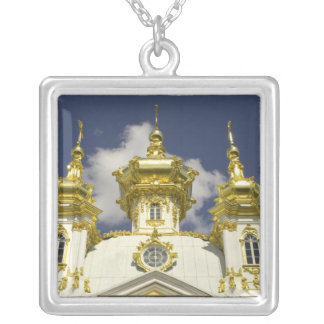 Collier La Russie. Petrodvorets. Palais de Peterhof. Peter