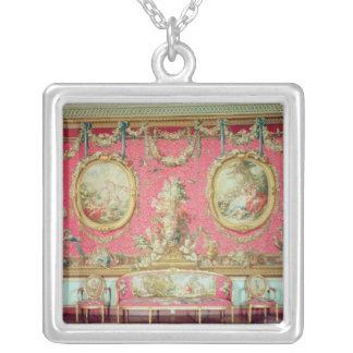Collier La salle de tapisserie, c.1763