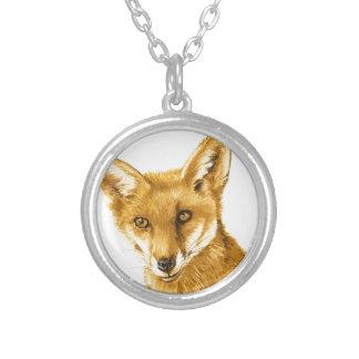 Collier La vie sauvage rouge britannique de Fox