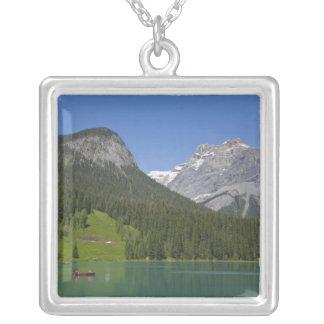 Collier Lac vert, Canadien les Rocheuses, britanniques