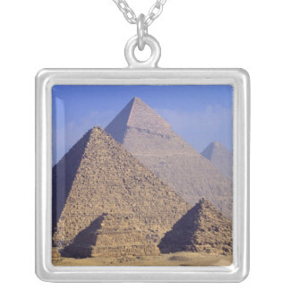 Collier L'Afrique, Egypte, le Caire, Gizeh. Grandes