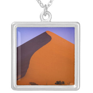 Collier L'Afrique, Namibie, Namib NP, Sossusvlei, sable