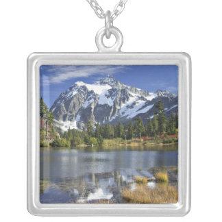 Collier L'Amérique du Nord, Washington, cascades. Mt.