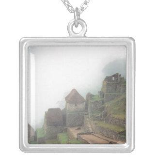 Collier L'Amérique du Sud Pérou Macchu Picchu