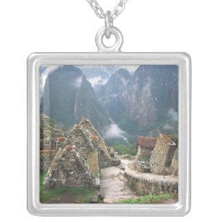 Collier L'Amérique du Sud, Pérou, Machu Picchu