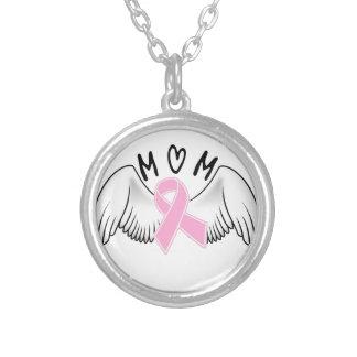 Collier L'ange de maman s'envole la conscience de cancer