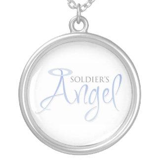 Collier L'ange du soldat