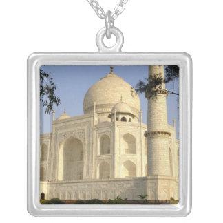 Collier L'Asie, Inde, uttar pradesh, Âgrâ. Le Taj