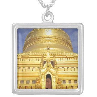 Collier L'Asie, Myanmar (Birmanie), Bagan (païen). Le Shwe