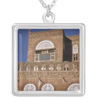 Collier L'Asie, Yémen, Sana'a. Détail yéménite