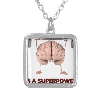 Collier L'autisme est la superpuissance, cadeau de levage
