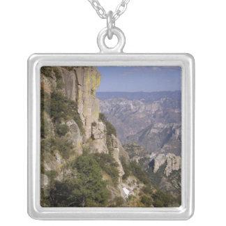 Collier Le Mexique, état de chiwawa, canyon de cuivre. CES