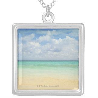 Collier Le Mexique, Playa del Carmen, paysage marin 2