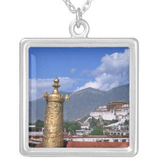 Collier Le Palais du Potala à Lhasa, Thibet pris de