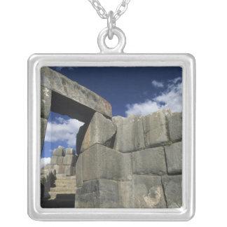 Collier Le Pérou, Cuzco, forteresse de Sacsayhuaman, bon