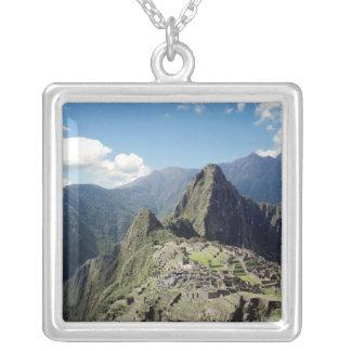 Collier Le Pérou, Machu Picchu, la ville perdue antique de