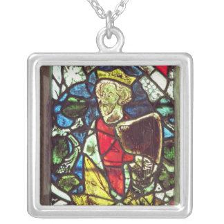 Collier Le Roi David, XIVème siècle