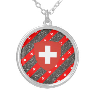 Collier Le Suisse barre le drapeau