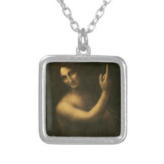 Collier Leonardo da Vinci - peinture de Jean-Baptist de