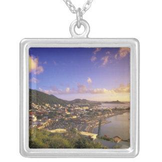 Collier Les Caraïbe, Antilles françaises, St Martin.