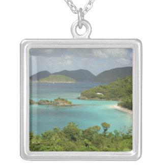 Collier Les Caraïbe, États-Unis Îles Vierges, St John,
