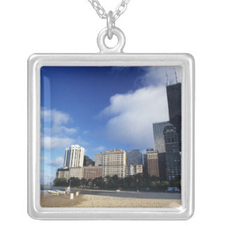Collier Les Etats-Unis, Chicago, l'Illinois, plage de rue