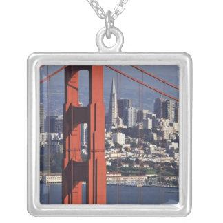 Collier Les Etats-Unis, la Californie, San Francisco. Vue