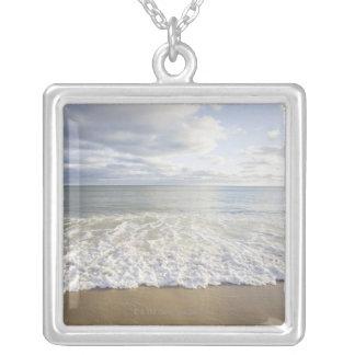 Collier Les Etats-Unis, le Massachusetts, plage vide