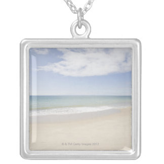 Collier Les Etats-Unis, le Massachusetts, plage vide 2
