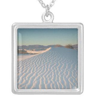 Collier Les Etats-Unis, Nouveau Mexique, sables blancs