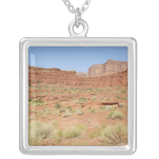 Collier Les Etats-Unis, Utah, Canyonlands NP, canyon de