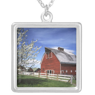 Collier Les Etats-Unis, Washington, Ellensburg, grange
