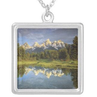 Collier Les Etats-Unis, Wyoming, parc national grand de