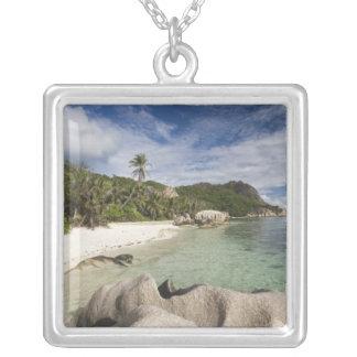 Collier Les Seychelles, île de Digue de La, domaine de